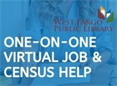 one-on-one virtual job and census help