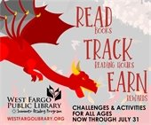 Read books, track reading hours, earn rewards