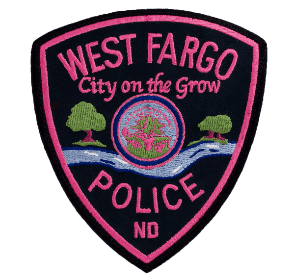 WFPD Pink Patch