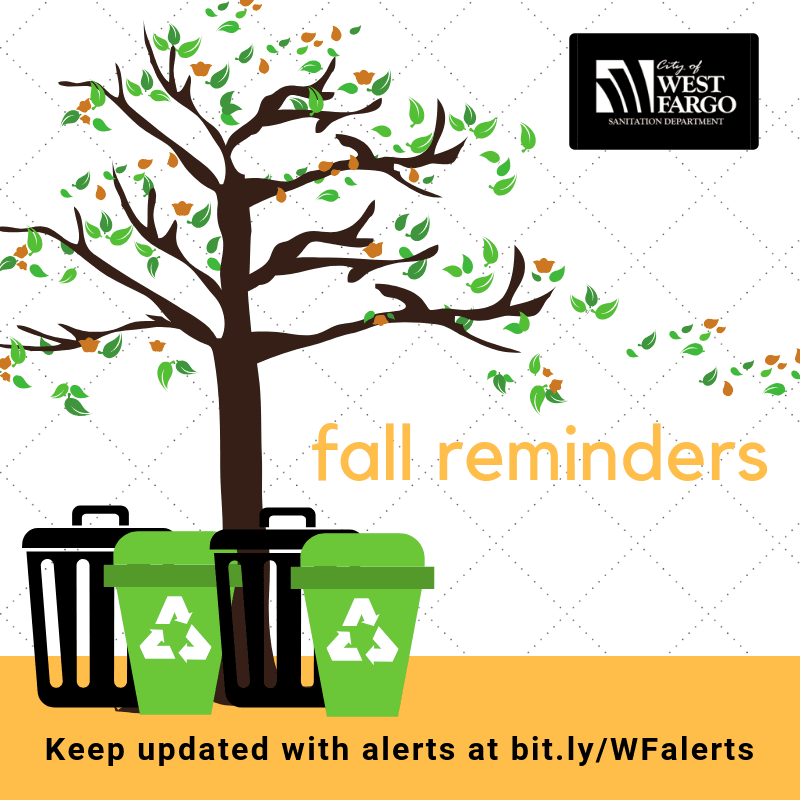 Square-Fall Sanitation Reminders