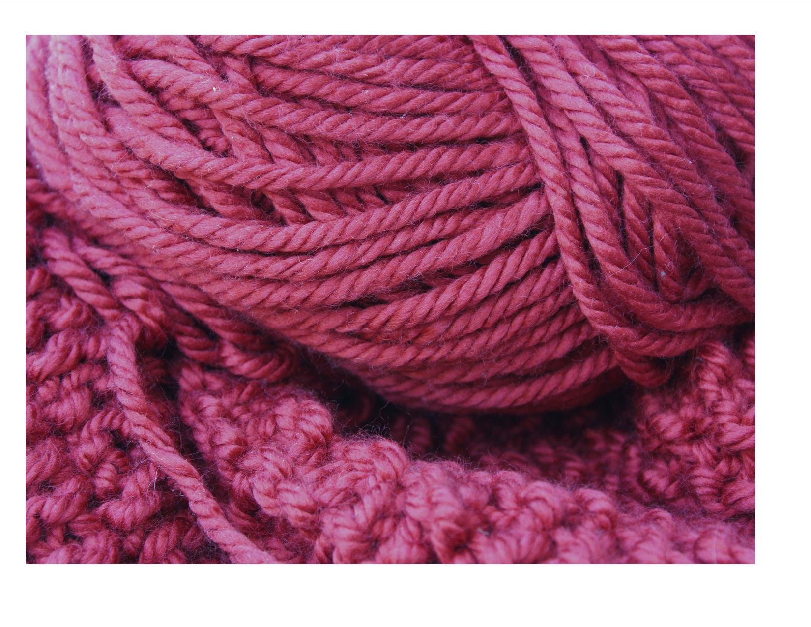 Knitting yarn 2