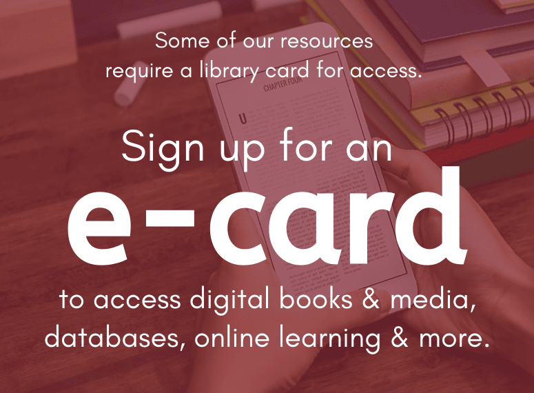 Click here to learn more about e-cards, which can be used to access digital tools and media.