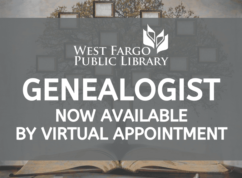 Ask a Genealogist