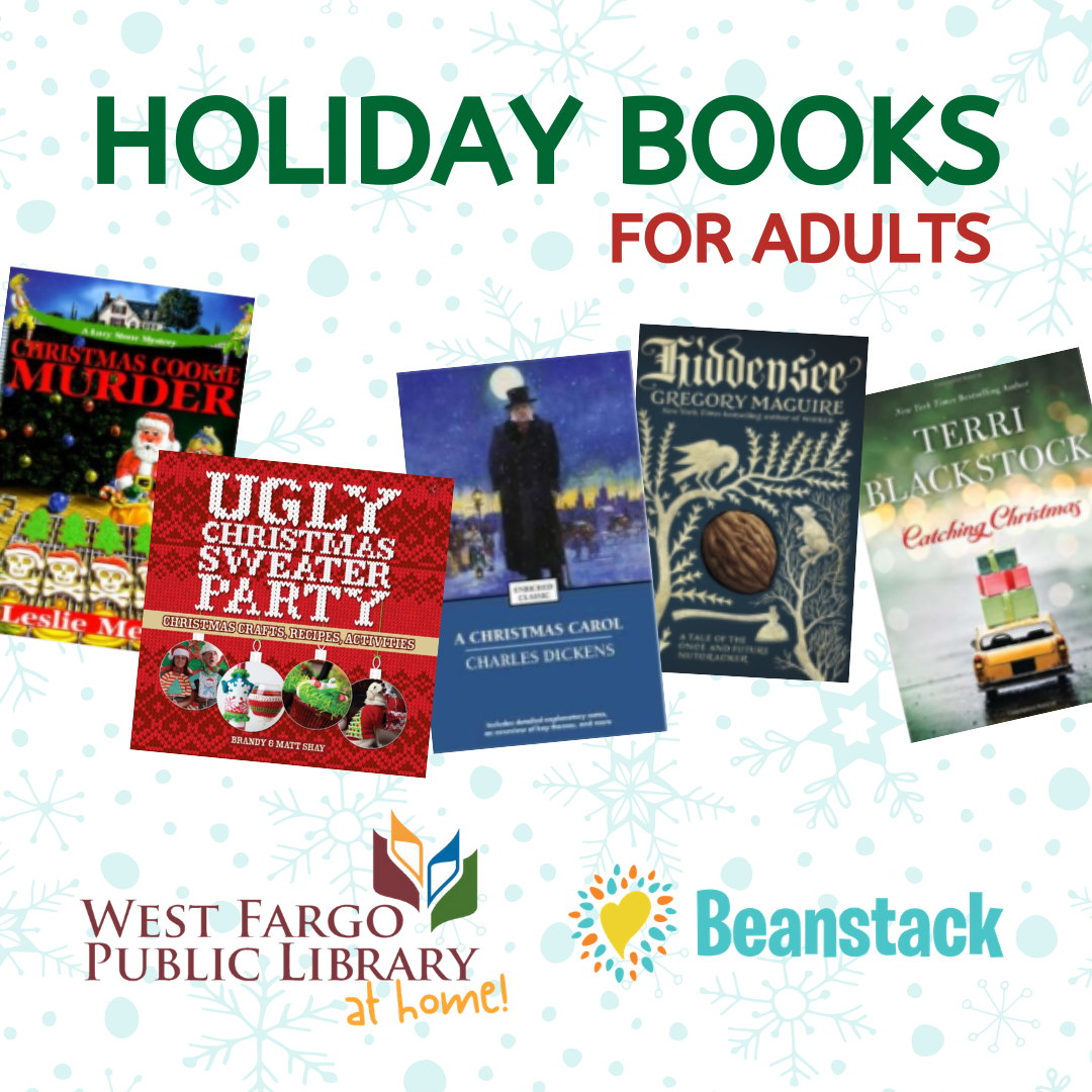 Holiday Book List for Adults 2020