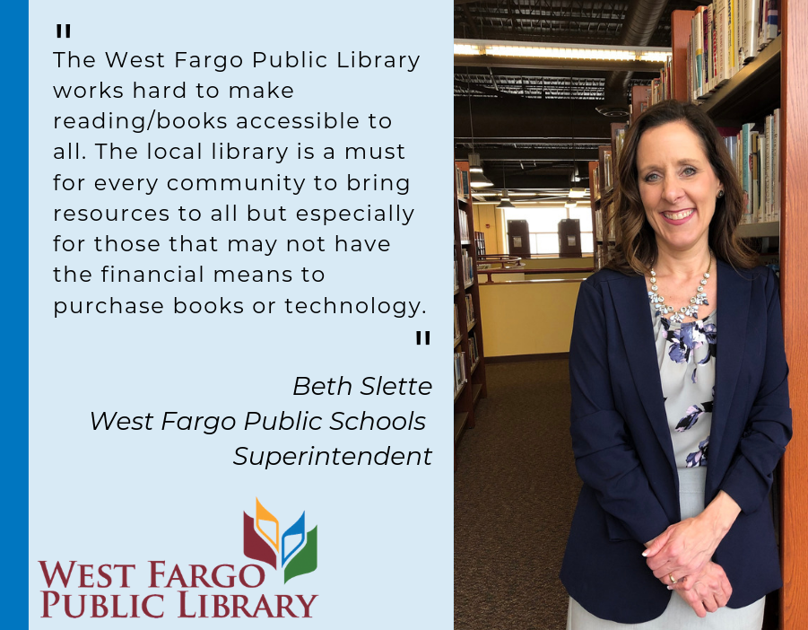 Beth Slette Interview National Library Week 2019
